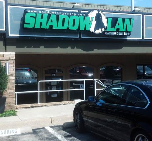 Outside Shadow Lan